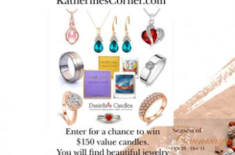 daniellas candles giveaway 2 sidebar