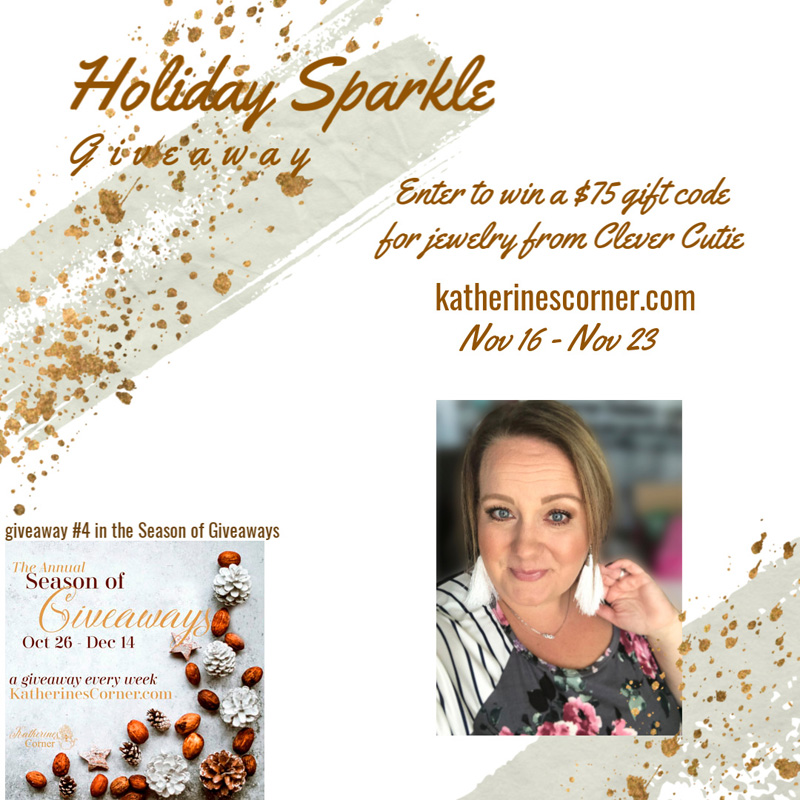 holiday sparkle giveaway