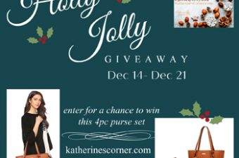 holly jolly giveaway sidebar