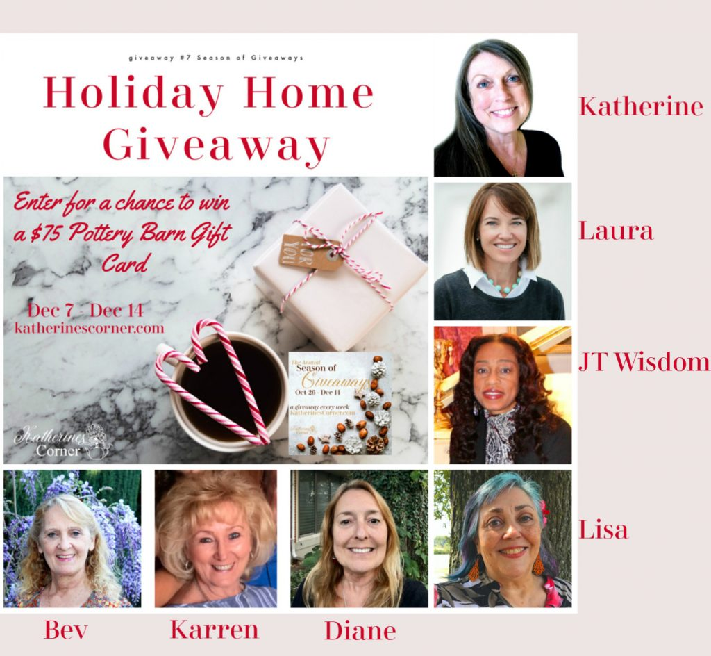 pottery barn gift card giveaway hostesses