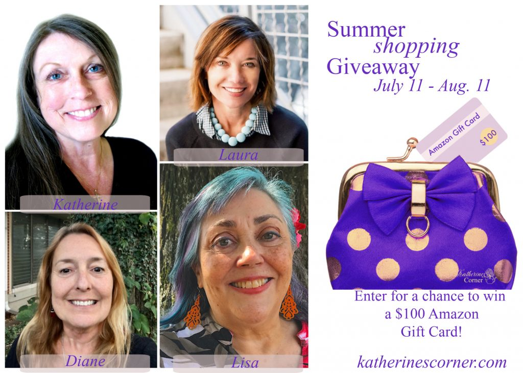 summer shopping giveaway hostesses