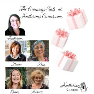 the giveaway gals at katherines corner