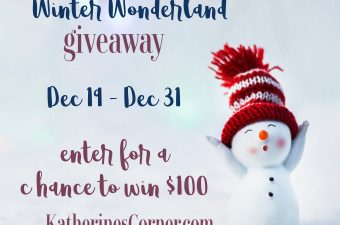 winter wonderland giveaway Casa Bouquet