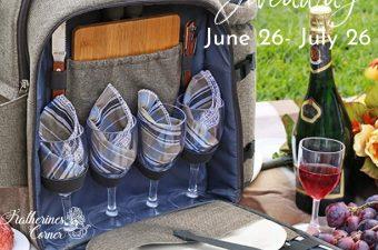 summer picnic giveaway